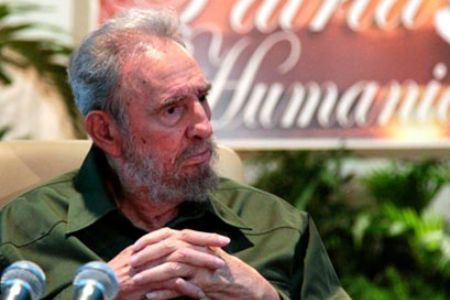 Photo of Castro memoirs to come out in August