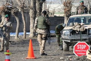 Photo of Taliban attack US troops in Kunduz