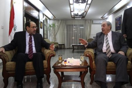 Photo of No progress in Maliki, Allawi talks