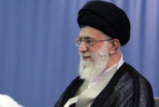 Photo of Leader slams US presence in Mideast