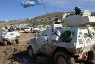 Photo of Lebanese, UNIFIL forces clash