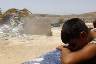 Photo of EU condemns Israel's demolitions