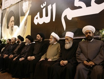 Photo of Ayatollah Fadlullah To Be Laid To Rest In Hassanein Mosque