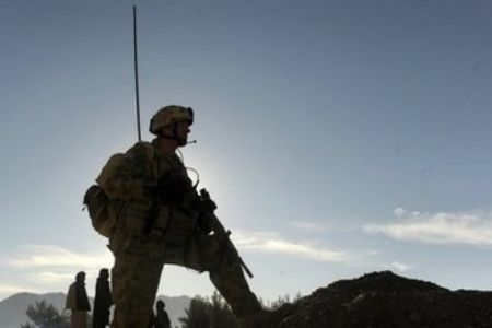 Photo of 3 US-led soldiers killed in Afghanistan