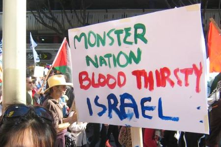 Photo of Anti-Israel sentiment grows in US