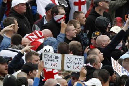 Photo of EDL vows to counter Al-Quds day rally