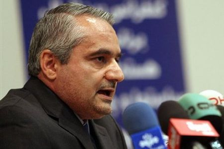 Photo of Iran minister: Former nuclear official spy