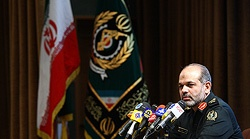 Photo of Iranian DM warns potential aggressors of heavy casualties