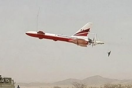 Photo of Iran unveils home-built combat drone