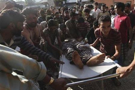Photo of Fresh Kashmir unrest kills teenager