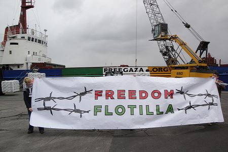 Photo of Irish body plans second Gaza flotilla