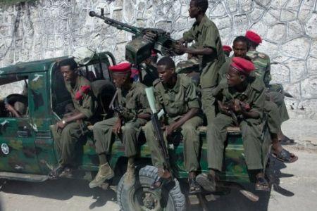 Photo of Somali forces destroy al-Shabab bases