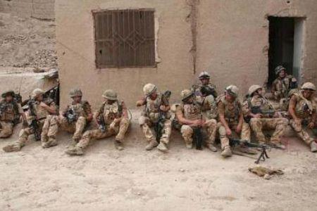 Photo of Two US-led troops die in Afghanistan