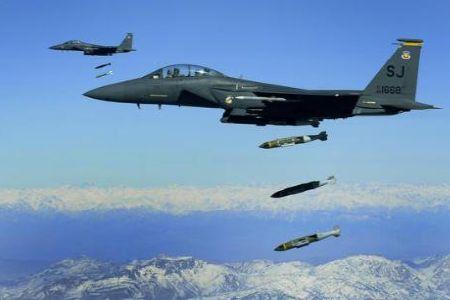 Photo of US-led airstrike kills 6 Afghan children