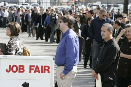 Photo of US new jobless claims hit 500,000