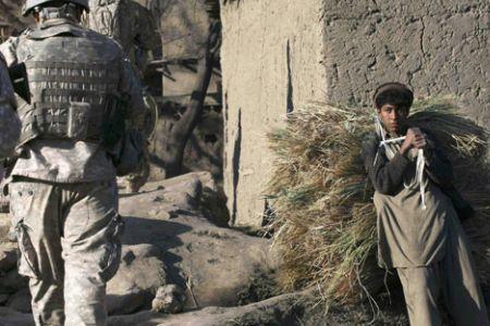 Photo of US kill team targeted Afghan civilians