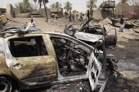 Photo of Twin Baghdad blasts kill 29, injure 111