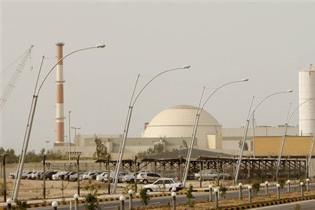 Photo of Bushehr nuclear plant malware free
