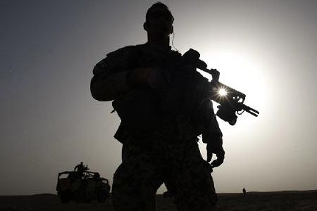 Photo of Another US-led troop dies in Afghan war