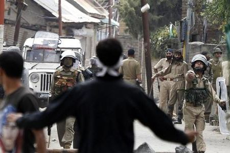 Photo of Another person killed in Kashmir unrest