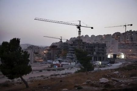Photo of Settlements obstruct peace efforts
