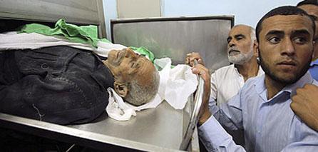 Photo of Israeli fire kills three in Gaza Strip