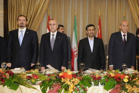 Photo of Ahmadinejad urges unity in Mideast