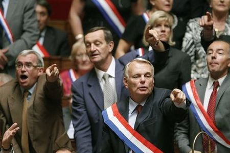Photo of France parliament passes pension bill