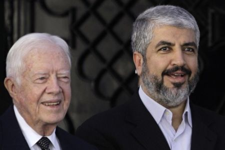 Photo of Carter wants Hamas in Mideast talks