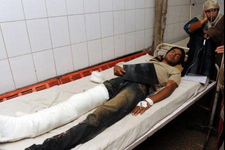 Photo of Indian troops open fire in Kashmir