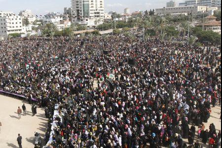 Photo of Gaza marks Islamic Jihad anniversary