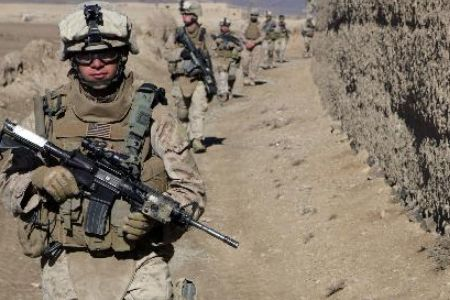 Photo of US-led soldier killed in Afghanistan