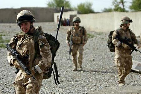 Photo of 11 US-led troops killed in Afghanistan