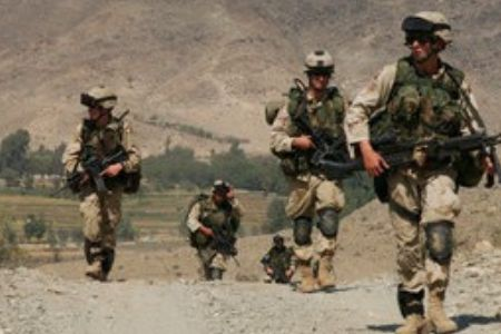 Photo of Six US-led troops killed in Afghanistan