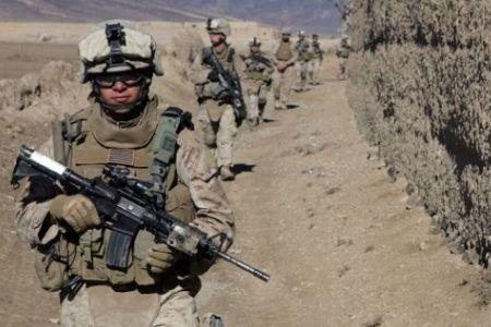 Photo of 14 US-led troops killed in Afghan war