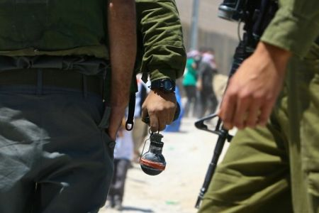 Photo of Israel used banned arms in crackdown