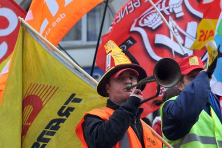 Photo of French unions call for fresh protests