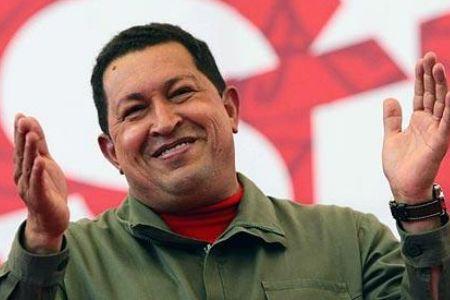 Photo of Chavez congratulates Brazilian elect