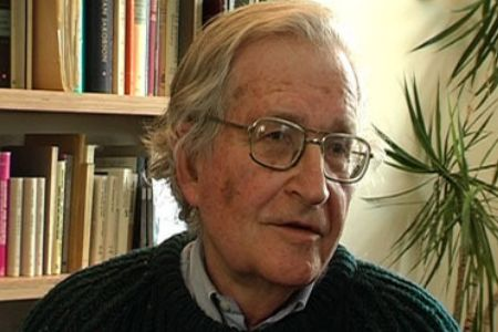 Photo of Chomsky: US-led Afghan war, criminal