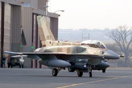 Photo of Israeli jet crashes, two feared dead ‎