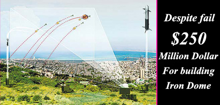 Photo of Iron Dome is worthless