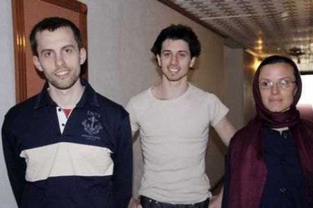 Photo of Iran fixes trial date for US detainees