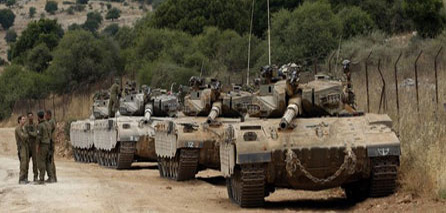 Photo of Limited incursion in the central Gaza Strip