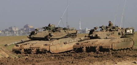 Photo of IOF invade south of Gaza under intense fire