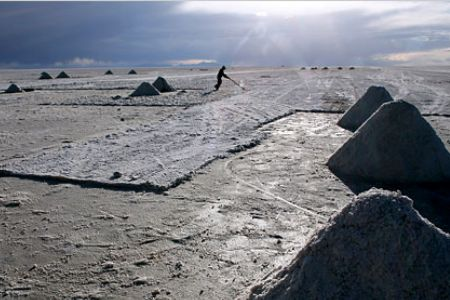 Photo of Iran to help Bolivia's lithium industry