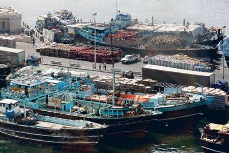 Photo of UAE merchants protest Iran sanctions
