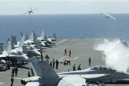 Photo of China warns US against military action