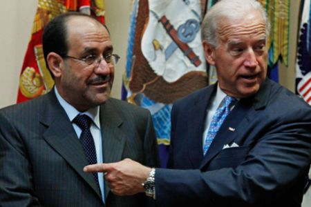 Photo of Biden, Maliki discuss UNSC Iraq meeting