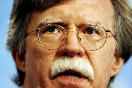 Photo of Bolton proved US dictates STL