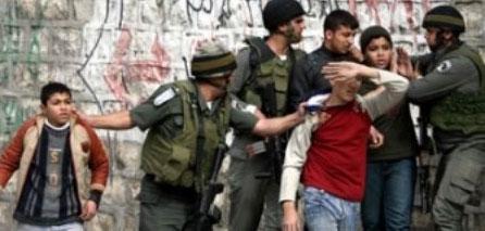Photo of IOF interrogated 1200 Palestinian children in OJ